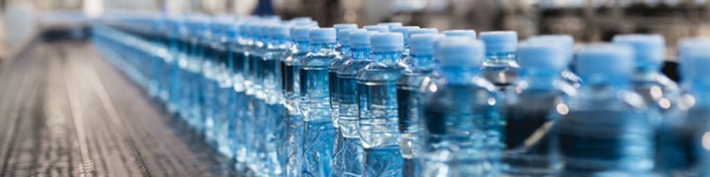 Ozone Bottled Water