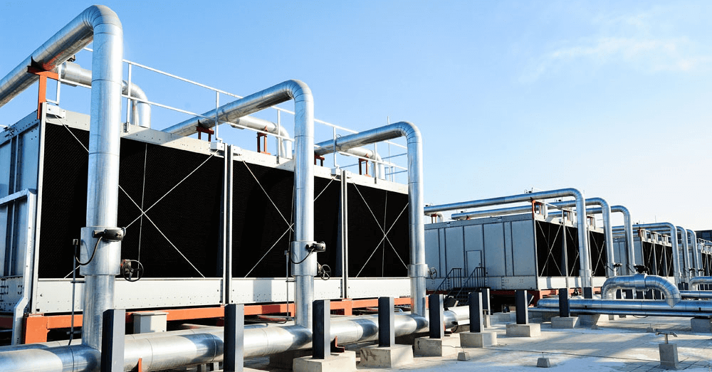 ozone cooling tower