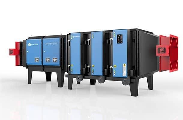 Industril Electrostatic Precipitator