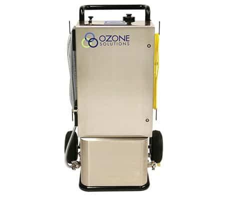 Mobile Ozone Water Generator