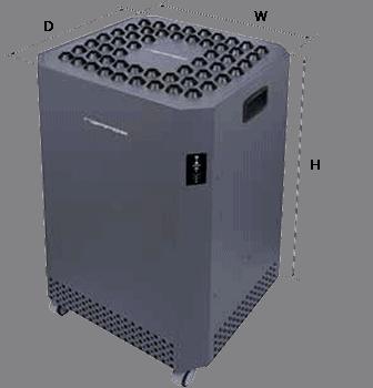 Antiviral Air Purifier