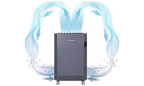 Top 5 Benefits of Air Purifiers for your business