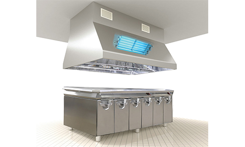 UV KITCHEN SYSTEMS – GREASE ELIMINATION AND ODOUR CONTROL