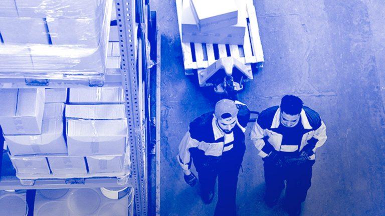 Warehouse Air Purifier