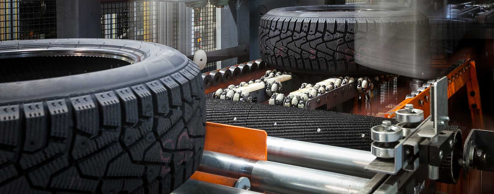 Odour Control with Ozone in Tyre / Rubber Plants