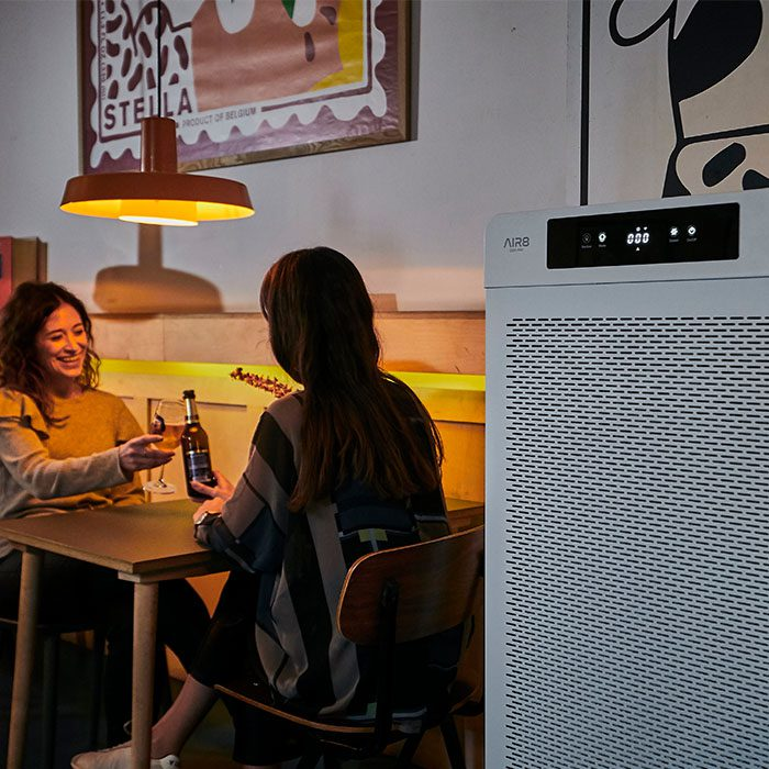 hospitality air purifier