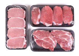 Ozone beef application