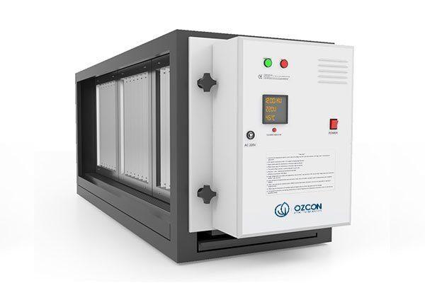 Commercial Electrostatic Precipitators