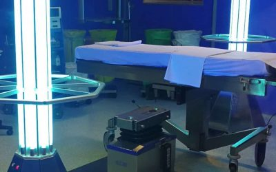 Medical UV Disinfection